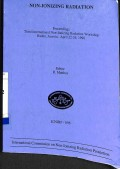 Non-Ionizing Radiation: Proceedings Third International Non-Ionizing Radiation Workshop Baden, Austria, April 22-26, 1996