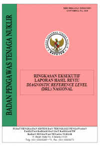 Image of Ringkasan Eksekutif Laporan Hasil Reviu Diagnostic Reference Level (DRL) Nasional TA.2020