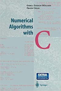 Image of Numerical Algorithms with C