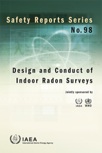 Image of Design and Conduct of Indoor Radon Surveys (Safety Reports Series No. 98)