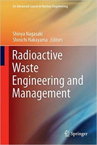 Image of Radioactive Waste Engineering and Management